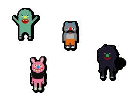 Monstros de Outro Planeta