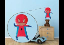 Coleção Super-Heróis (Personagens) - Homem-Aranha
