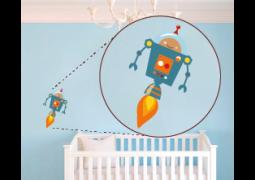 Coleção Robôs - Rocket