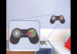 Adesivo de Parede - Joystick PC