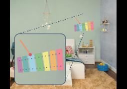 Coleção Instrumentos Musicais - Xilofone
