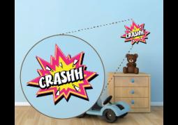 Coleção Super-Heróis (Onomatopéias) - CRASHH