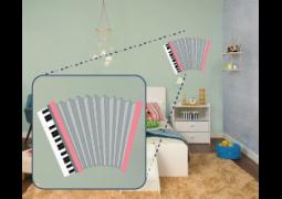 Coleção Instrumentos Musicais - Sanfona