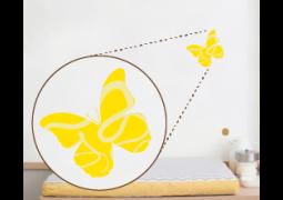 Coleção Borboletas - Borboleta Amarela