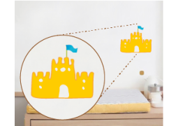 Coleção Verão - Castelo de Areia