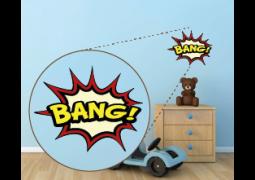 Coleção Super-Heróis (Onomatopéias) - Bang02