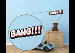 Coleção Super-Heróis (Onomatopéias) - BANG!!!