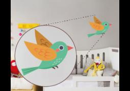 Coleção corujas - Voador