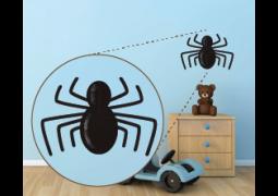 Coleção Super-Heróis - Emblema Homem Aranha