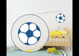 Adesivo de Parede - Bola Olimpíadas
