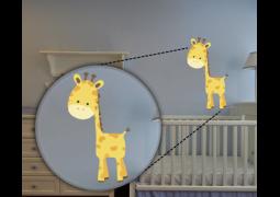 Adesivo de Parede - Girafa
