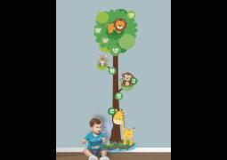 Régua de Crescimento - Safari