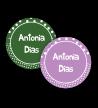 Etiqueta para objetos Arco-Iris
