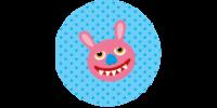 Monstro sorridente