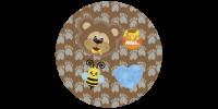 Urso Pardo Masculino