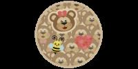 Urso Pardo Feminino
